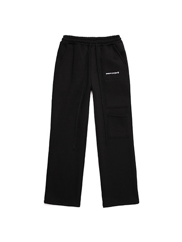 [태민 착용]SEASON PROJECT PANTS BLACK