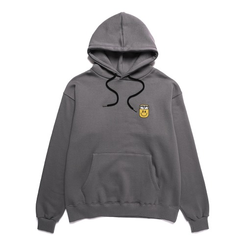 AIRPOD BEAR HOODY [GREY]