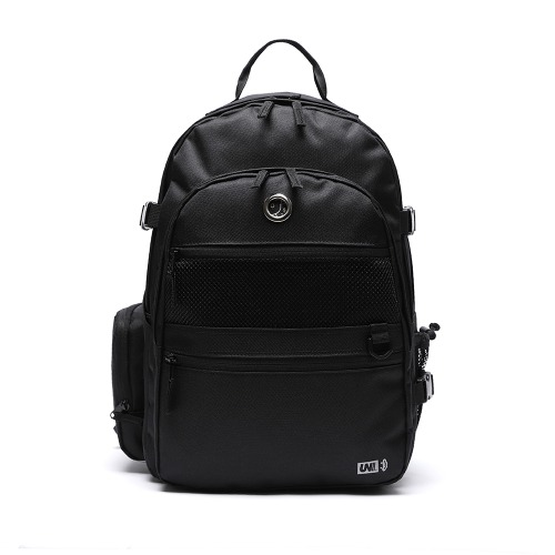 [정연,마크 착용] DXOH X UNION O BACKPACK [BLACK]