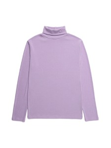 LOGO TURTLENECK [LIGHT PURPLE]